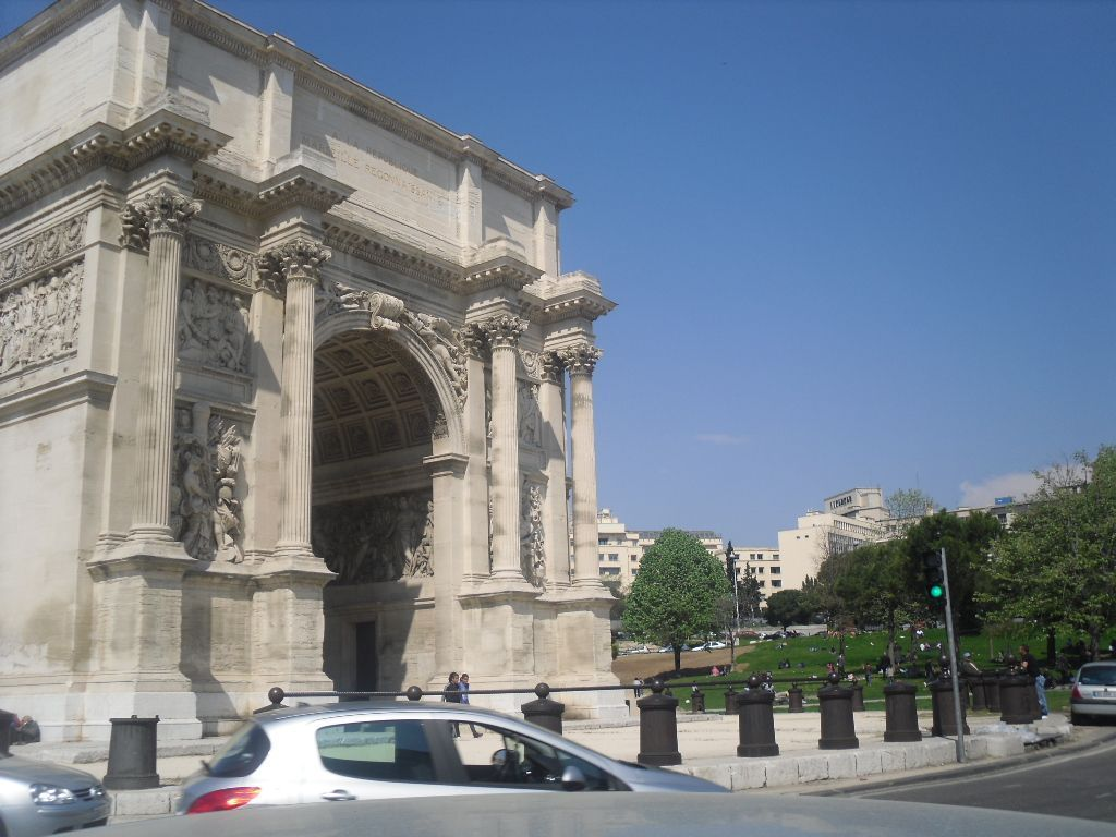 Marseille for Porte 4 marseille